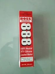 BOSS 888 RTV SILICONE SEALANT