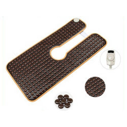 Thermomat 355 stone Tourmaline Therapy Multi Use Heat Mat