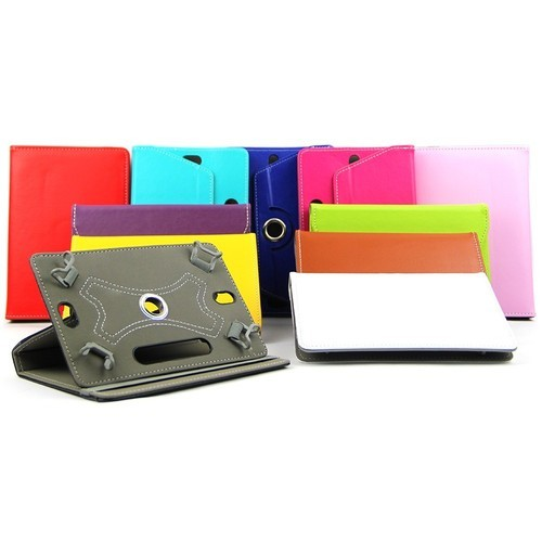 Smart Cover Carry Case For 7inch Tablet Pc With 360 Degree Rotation Tablet  Stand Domo Ncase B9