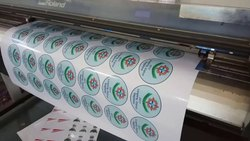 Vinyl Sticker Printing