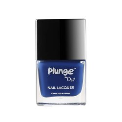 O3  Plunge Nail Paint Polish Lacquer Colour (Dark Blue)