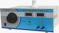 Ac Power Supply, 0 - 350v / 2a