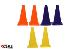Elementary Marker Cones Alphabets