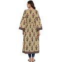 Ladies Designer Cotton Anarkali Kurti