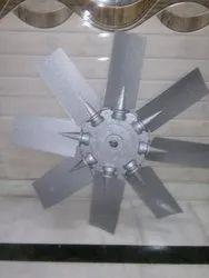 Aluminum Impeller 6 Blade Dia 600 mm