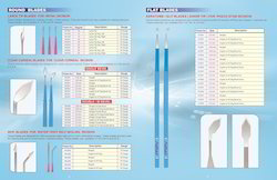 Disposable Ophthalmic Mirco Surgical Blades
