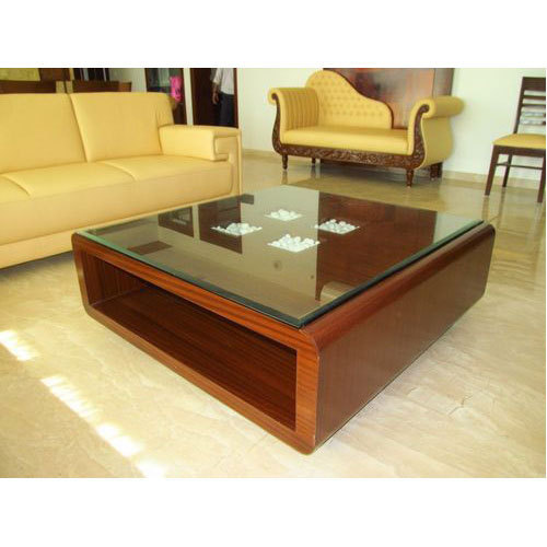 Wooden Center Table At Rs 5000 Piece लकड क स टर ट बल व डन स टर ट बल लकड क स टर म ज Chembur Furniture Mumbai Id 17901249155