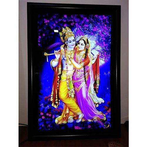 Led 3d Frames, Picture Frame - Onward Digital Art, Indore   ID ...