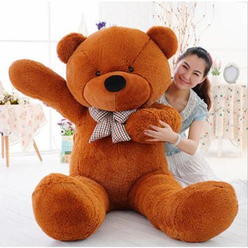 6de3d5692a3 Brown Teddy Bear 5 Feet Long 152 Cm