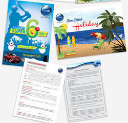 Family Holiday Package Voucher Flight /Train