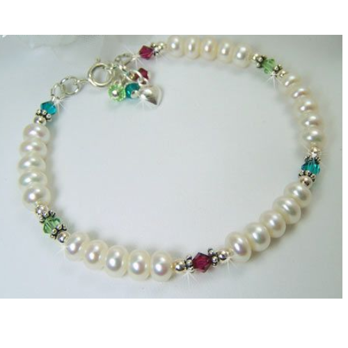 b1e924f82f856 PS Daima White Handmade Beaded Bracelets, P. S. Daima And Sons | ID ...