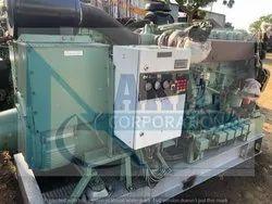 Scania DI 12 62M Silent Diesel Generator