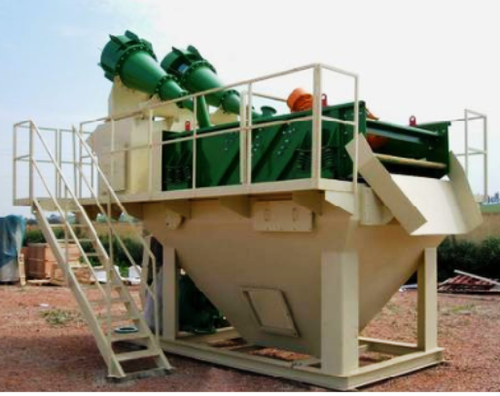 Silica Sand Washing Machine