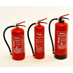 Cartridge Operated Extinguishers