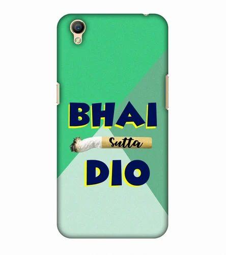 4fe02b7cd66 Green AMZER Designer Case - Bhai Sutta Dio For Oppo A37