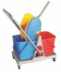 Wringer Mop Trolleys