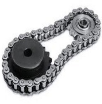 Extended Pitch Roller Chain - View Specifications & Details