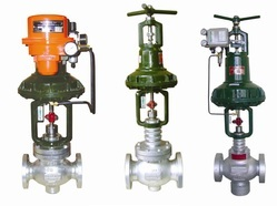 Mahavas Precision Process Control Valves, Size: 15 Nb To 500 Nb