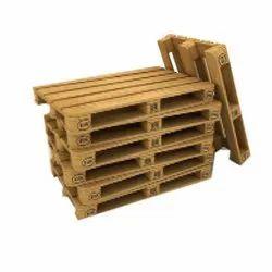 Brown Euro Wooden Pallet