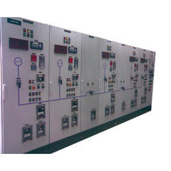 Three Phase Auto Load Sharing And Power Management Panel