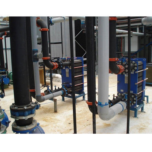 Gasketed Plate Heat Exchanger, Plate Heat Exchanger | Nagaram Road ...