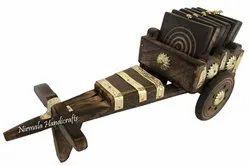 Wooden Baggi Coaster