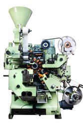 Refurbished IMA Double Chamber Tea-Bag Machine, Model Name: C21, Automation Grade: Semi-Automatic