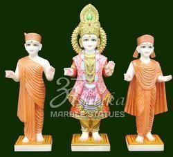 Marble Swami Narayan Murti