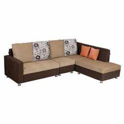 Wood L Shape Sofa Rs 20000 Piece Jyothi Enterprises Id 18794501191
