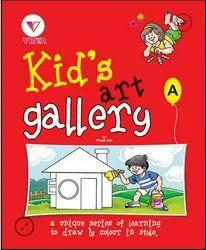 Kids Art Gallery A Book