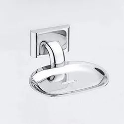 Stainless Steel SS Soap Dish, Material Grade: SS304