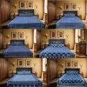 Dabu Hand Block Indian Bedding Sets