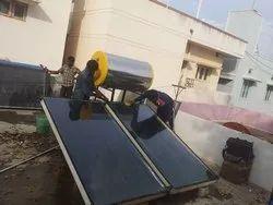 solar water geyser repair