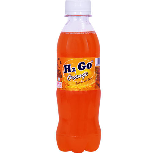 H2 Go Packaging Type: Pet Bottle 600ml Carbonated Orange Drinks