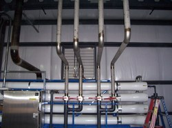Steam and Condensate Piping Service
