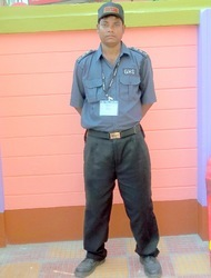 Both Commercial Guard Security Service