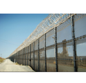 Iron Border Fencing