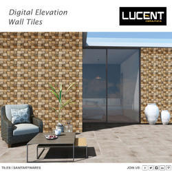 Exterior Elevation Tiles