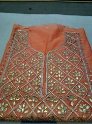 Gotta Pati Chanderi Ladies Suit
