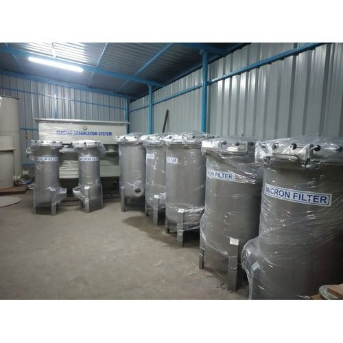 Micron Filtration System