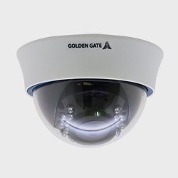 CCTV Security Dome Camera, Vision Type: Day & Night, Camera Range: 20 to 25 m