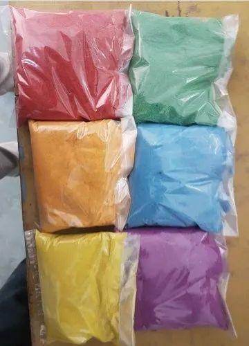 Colorful Silica Sand