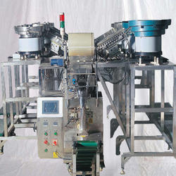 Auto Counting And Packing Machine