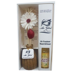 Lemon Grass Air Freshener Reed Diffuser