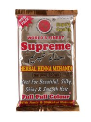 Supreme Herbal Natural Brown Henna Mehandi