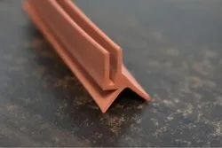 Silicone Rubber Profile for Windows and Doors