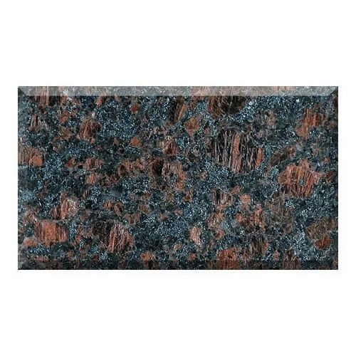 Polished Tan Brown Granite, Thickness: 17-20 mm