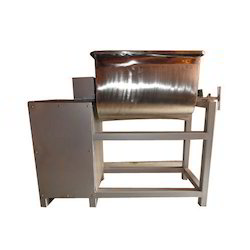 Ribbon Blender Batch Mixer Machine