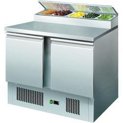 2 Door Under Counter with Prep Table - EPS 200