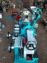 7 Feet Double Shaft Heavy Duty Lathe Machine